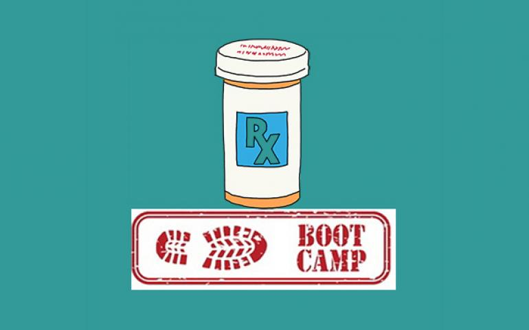 Bootcamp Pharmacology Logo